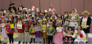 BCSD Book Character Day
