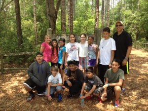 A BCSD School Without Walls Trip 2014.