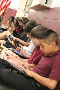 BCSD Students Use Technology Daily.